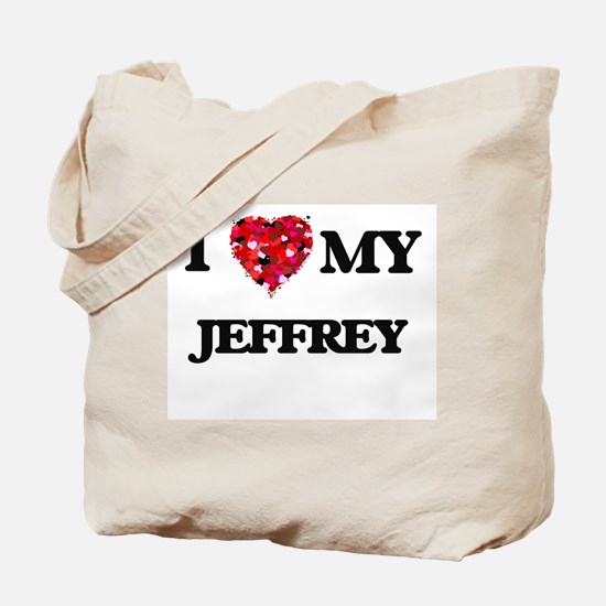 I love my Jeffrey Tote Bag