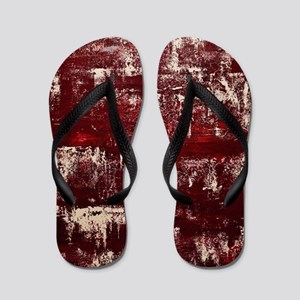 Chilled Wine Flip Flops