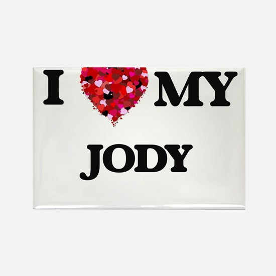 I love my Jody Magnets