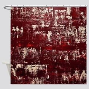 Chilled Wine Shower Curtain