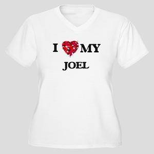 I love my Joel Plus Size T-Shirt