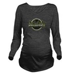 ETCG Circle 20125 Long Sleeve Maternity T-Shirt