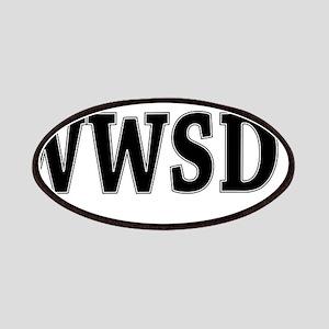Black WWSD Patch