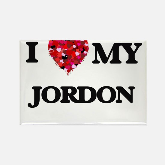 I love my Jordon Magnets