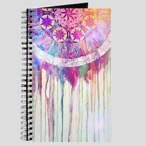 Urban Abstract Art Painting Illustration Journal