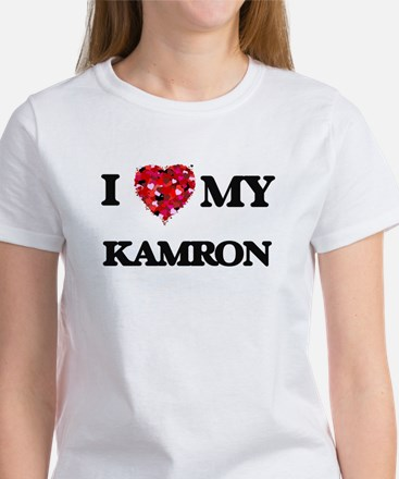 I love my Kamron T-Shirt