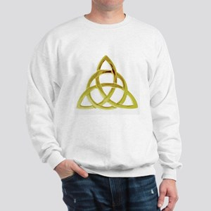 Triquetra, Charmed, Book of Shadows Sweatshirt
