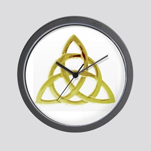 Triquetra, Charmed, Book of Shadows Wall Clock
