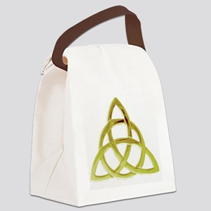 Triquetra, Charmed, Book of Shado Canvas Lunch Bag