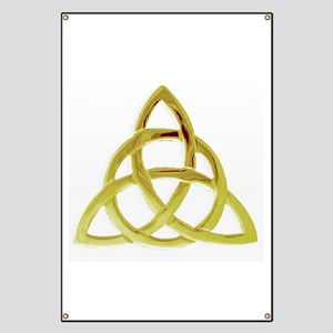 Triquetra, Charmed, Book of Shadows Banner