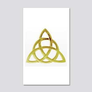 Triquetra, Charmed, Book of Shado 20x12 Wall Decal