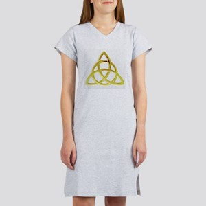Triquetra, Charmed, Book of Sha Women's Nightshirt