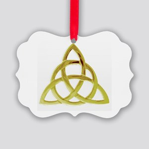 Triquetra, Charmed, Book of Shado Picture Ornament