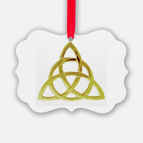 Triquetra, Charmed, Book of Shado Ornament