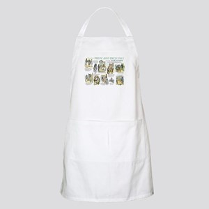 Scenes from Pride and Prejudice Apron