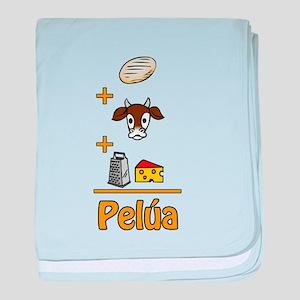 Pelúa baby blanket