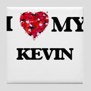 I love my Kevin Tile Coaster