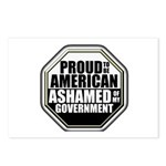 Proud to be American Postcards (Package of 8)