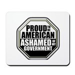 Proud to be American Mousepad