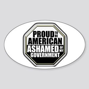 Proud to be American Sticker