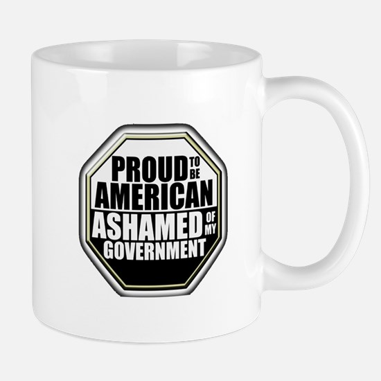 Proud to be American Mugs