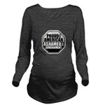 Proud to be American Long Sleeve Maternity T-Shirt