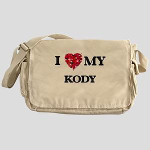 I love my Kody Messenger Bag