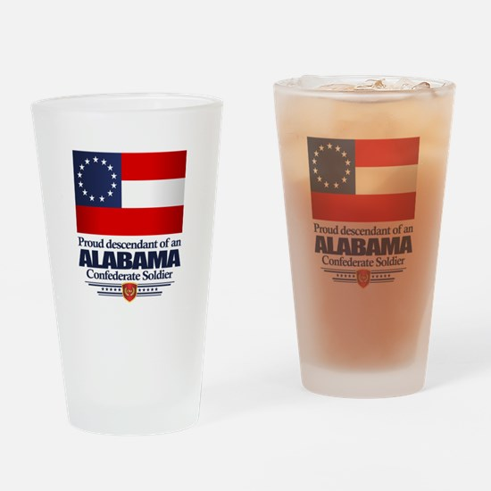 AL Proud Descendant Drinking Glass