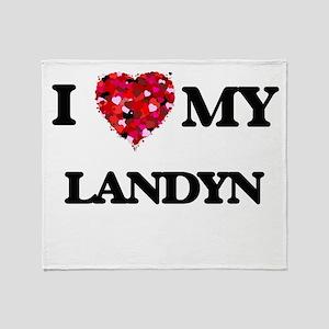 I love my Landyn Throw Blanket