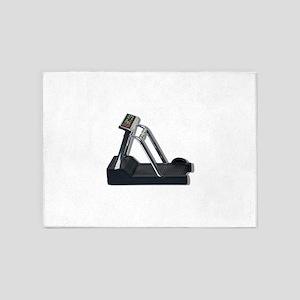 ExerciseTreadmill092610 5'x7'Area Rug
