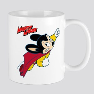 Mighty Mouse Logo11 Mugs