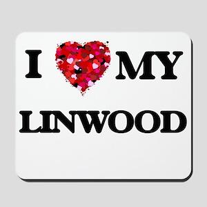 I love my Linwood Mousepad