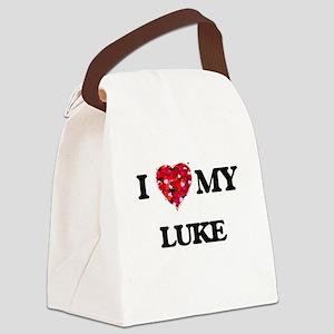 I love my Luke Canvas Lunch Bag