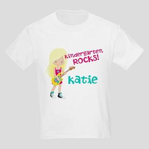 Kindergarten Rocks Kids Light T-Shirt