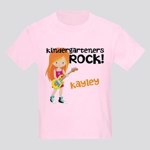Kindergarten Rocks Kids Light T-Shirt