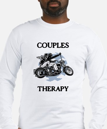 Couples Therapy Long Sleeve T-Shirt