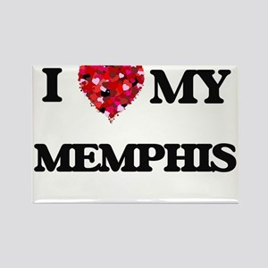 I love my Memphis Magnets