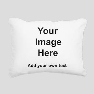 Pet stuff templates Rectangular Canvas Pillow