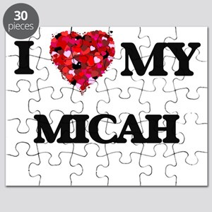 I love my Micah Puzzle