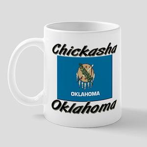 Chickasha Oklahoma Mug