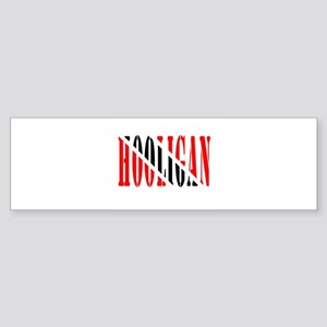 HOOLIGAN TRINI Bumper Sticker
