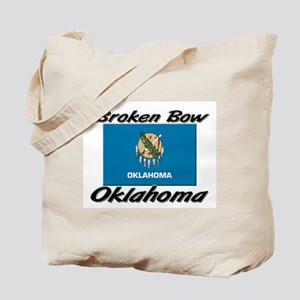 Broken Bow Oklahoma Tote Bag