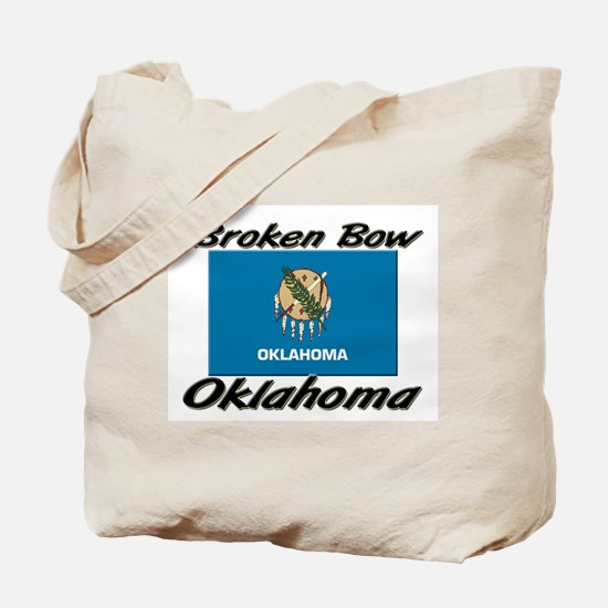 Broken Bow Oklahoma Tote Bag