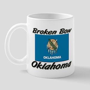 Broken Bow Oklahoma Mug