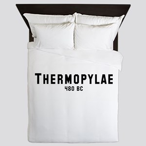 Thermopylae Queen Duvet