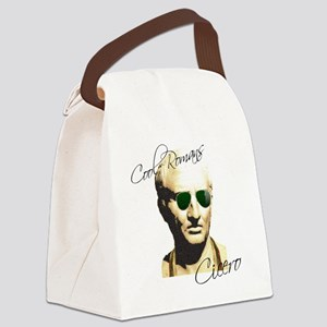COOL ROMANS, CICERO Canvas Lunch Bag
