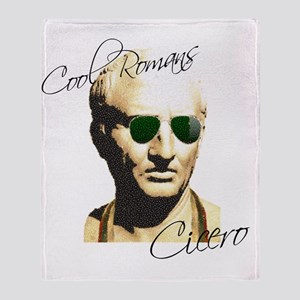 COOL ROMANS, CICERO Throw Blanket