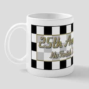25th Anniversary (Racing) Mug