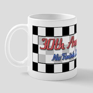 30th Anniversary (Racing) Mug