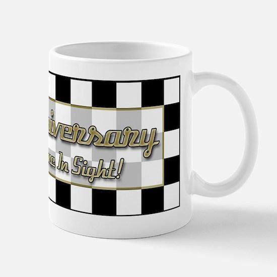 50th Anniversary (Racing) Mug